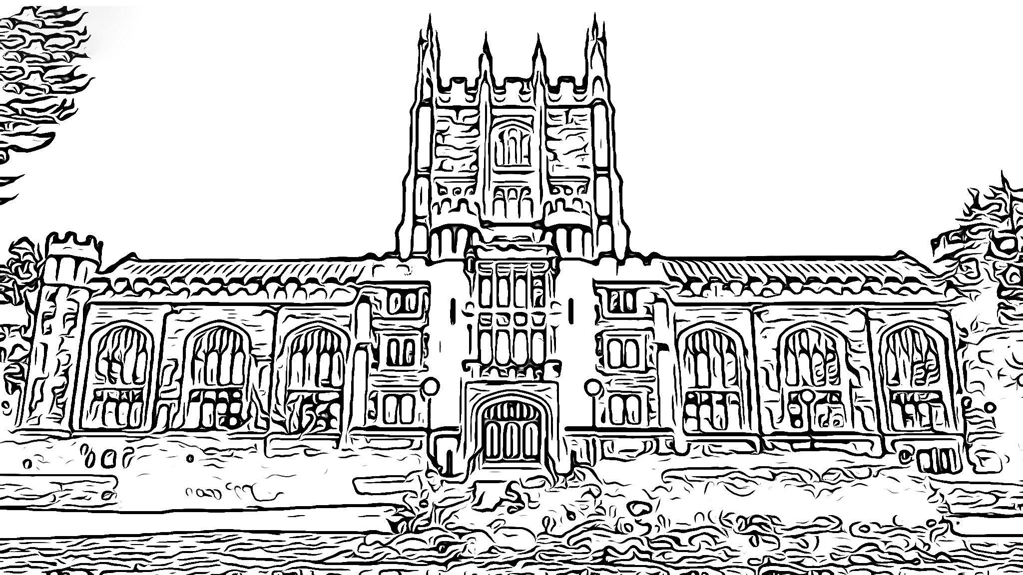Vassar College Main (Thompkins) Library