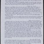 Elizabeth McShane Hilles (Class of 1913), Jail Notes (November 1917)
