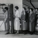 Photo, Vassar students in voting course (between 1924 and 1930)
