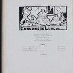 Vassarion (1910): Consumers League.