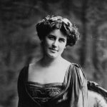 Portrait photo of Inez Milholland (Class of 1909)