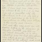 Mansfield, Adelaide (Claflin) to Edith Claflin, (10 December 1883)